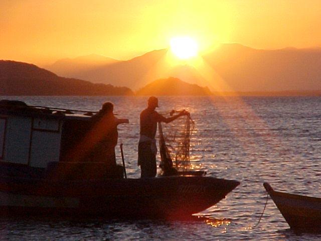 Resultado de imagen para El pescador y el banquero